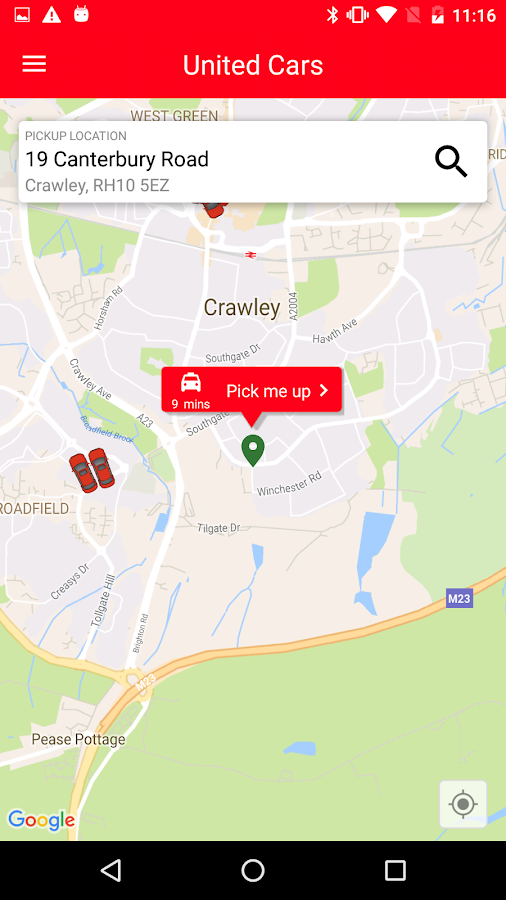 United Cars Crawley- screenshot