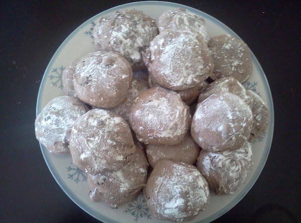 Spiced Cocoa Cookies Recipe