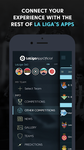La Liga - Spanish Soccer League Official 6.3.0 screenshots 4
