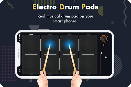 Electro Music Drum Pads: Real Drums Music Game cheat hacks