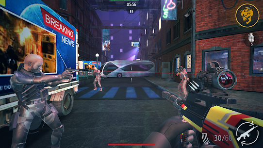 Battle Forces – FPS, online game Apk Download For Android and Iphone Mod Apk 5