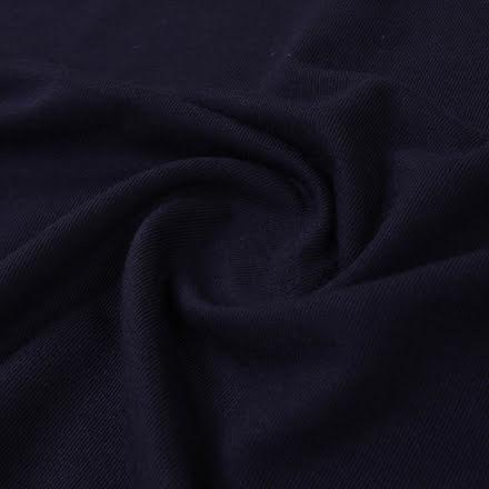 Modaljersey - mörkblå