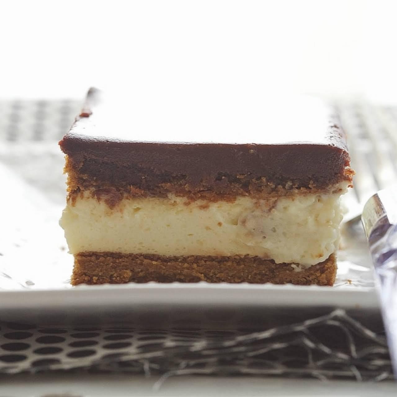 Chocolate Eclair Icebox Dessert