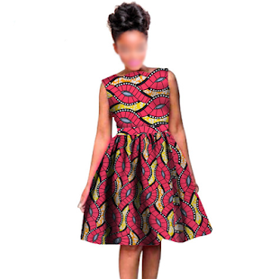 african style clothes fashion - náhled