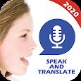 All Language translator- Text & Voice offline free icon