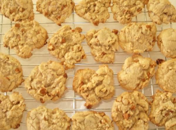 Maple Cinnamon Chip Cookies Recipe
