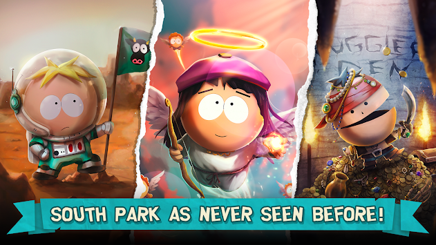 South Park: Phone Destroyer™ apk screenshot