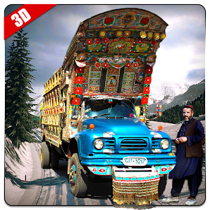 Khan Pak Truck Driver for PC and MAC