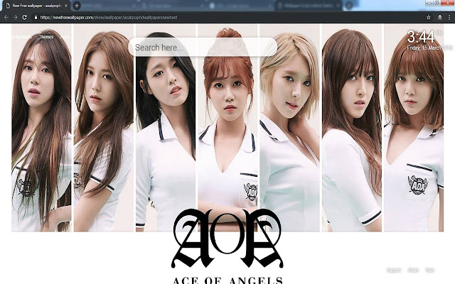 Aoa Kpop Hd Wallpapers New Best