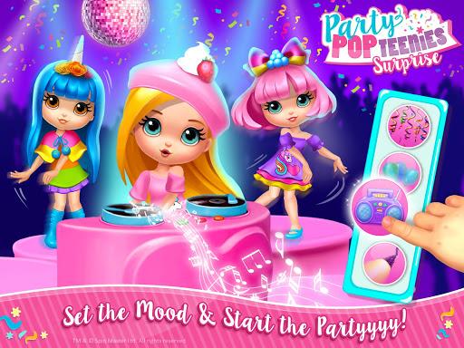 Party Popteenies Surprise - Rainbow Pop Fiesta 1.0.97 screenshots 16
