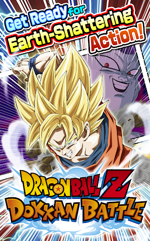 android DRAGON BALL Z DOKKAN BATTLE Screenshot 14