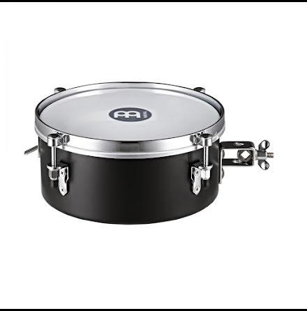 10'' Meinl Drummer Snare Timbale - MDST10BK