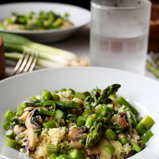 Spring Onion Couscous Recipes