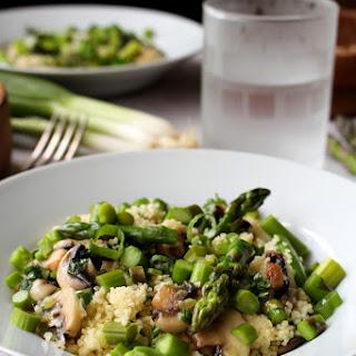 Fresh Spring Couscous Recipes