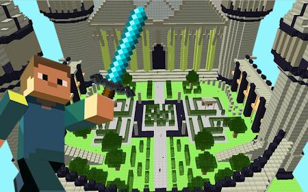 Diverse Block Survival Game C16.6s screenshot 641208