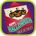 Halloween Party Invitations Icon