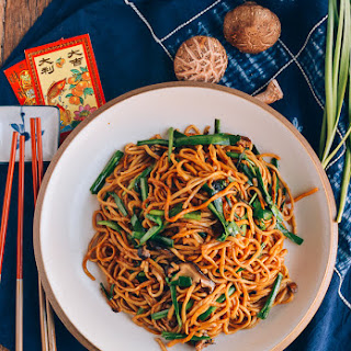 Chinese Long Noodles Recipes