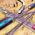 Train Driving Free  -Train Games icon