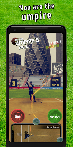 Cricket LBW - Umpire's Call 2.618 screenshots 1