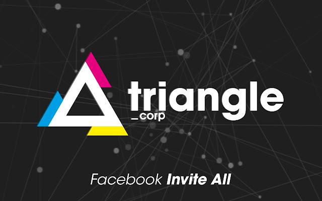▲ Triangle Corp. Invite All