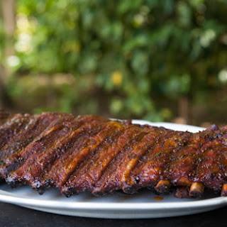 Memphis-Style Pork Ribs