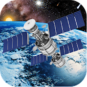 Live Space Satellite Wallpaper