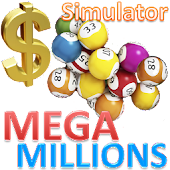 Mega Millions Lotto Simulator