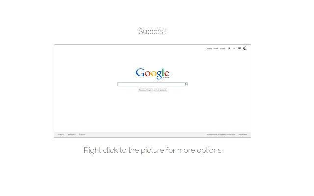 Simple Screenshot