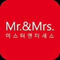 미스터앤미세스 - 채팅 소개팅 랜덤채팅 데이트 icon