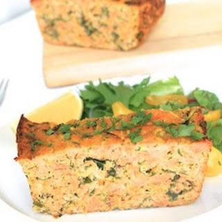 Salmon & Veggie Loaf