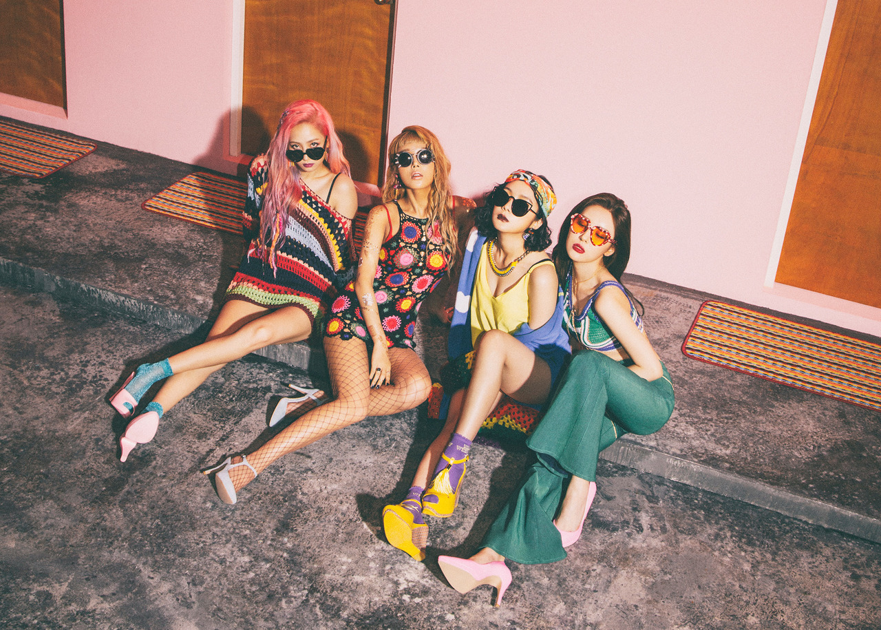 6 wonder girls
