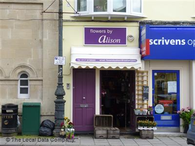 Flowers By Alison. Florists in Clifton, Bristol · Call now