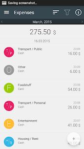 MyMoney. Expense Manager 3.1.5 Download APK Mod 1