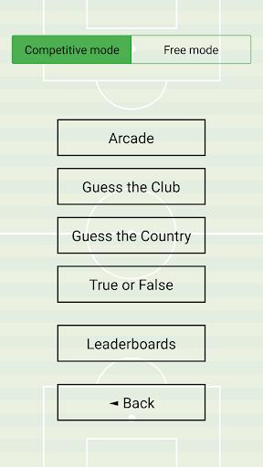 Soccer Club Logo Quiz: more than 1000 teams screenshots 6