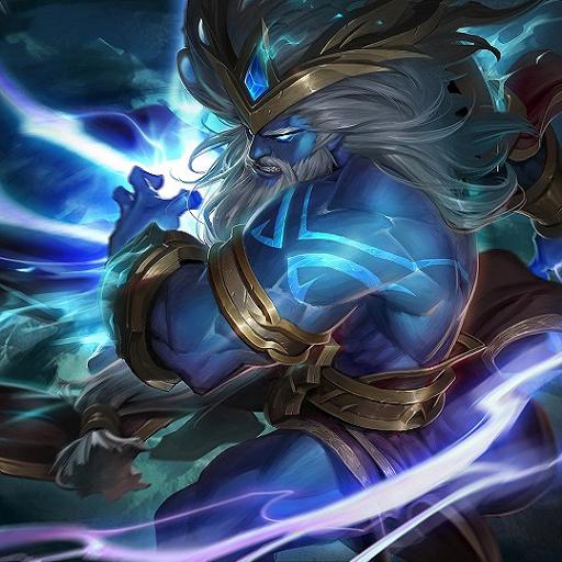 Zeus Of Atena HD Wallpaper for PC