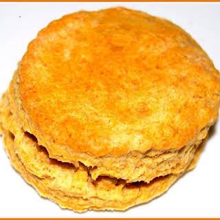 Vegan Buttermilk Biscuits.