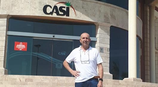 Antonio Bretones es elegido nuevo presidente de la CASI