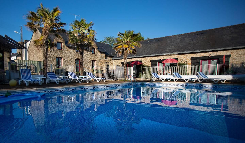 Maison avec piscine en bord de mer La Turballe