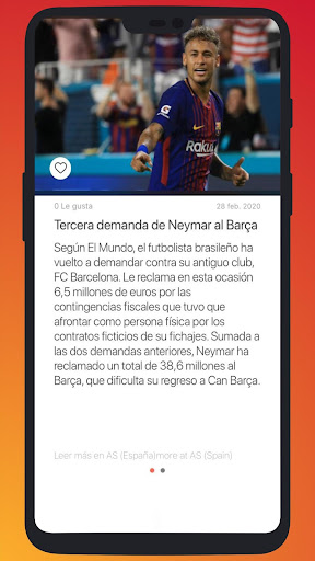 NewsBriefs screenshot 4