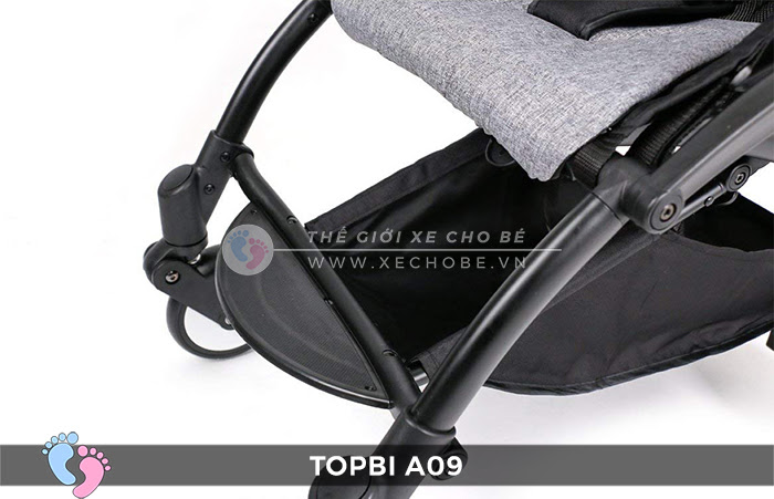 Xe đẩy trẻ em TOPBI A09 18