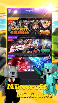 Multiplayer Za Minecraftu APK screenshot thumbnail 3
