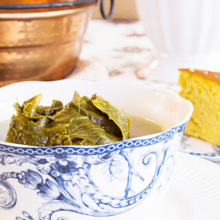 Turnip Greens for Two
