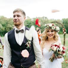 Hochzeitsfotograf Anna Radzhabli (radzhablifoto). Foto vom 26.09.2016