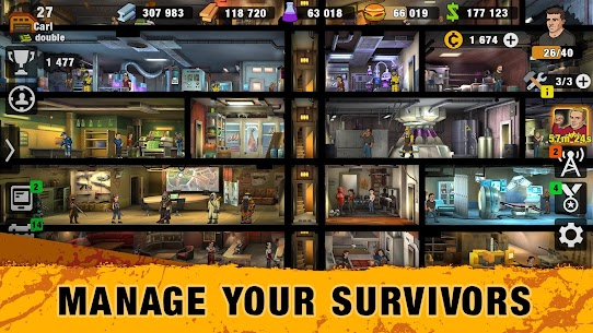 Zero City: Zombie Shelter Survival Simulator Apk Mod (SUPER MOD) 4