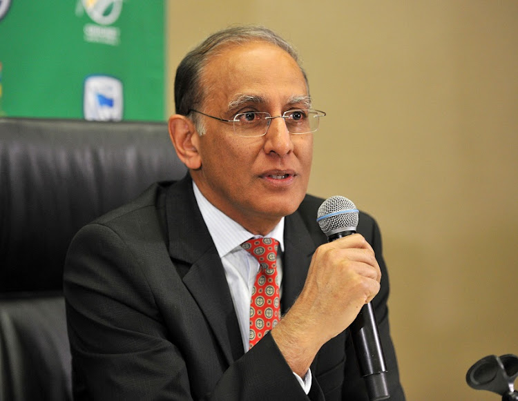 Haroon Lorgat and CSA parted ways amicably last month, citing a breakdown in his relationship with the board.