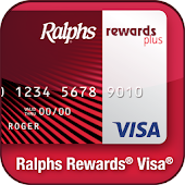 Ralphs rewards plus Visa®