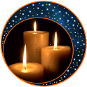 Sleep Candle : ambient relaxation icon