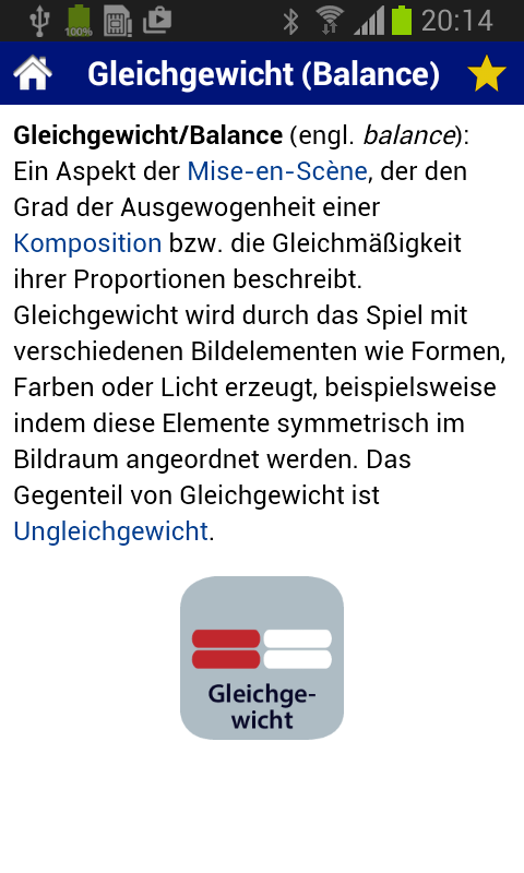 Filmsprache- screenshot