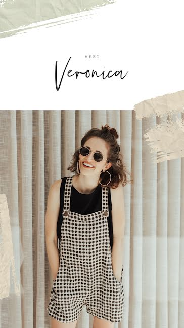 Meet Veronica - Facebook Story Template