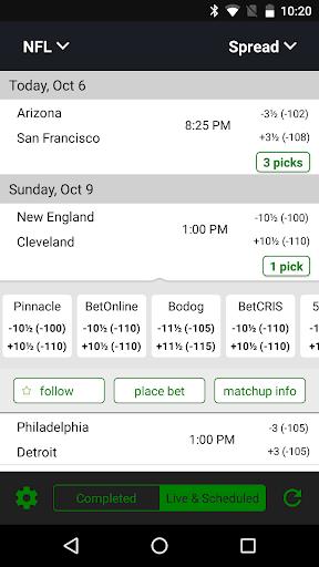 玩免費運動APP|下載Live Scores & Odds app不用錢|硬是要APP